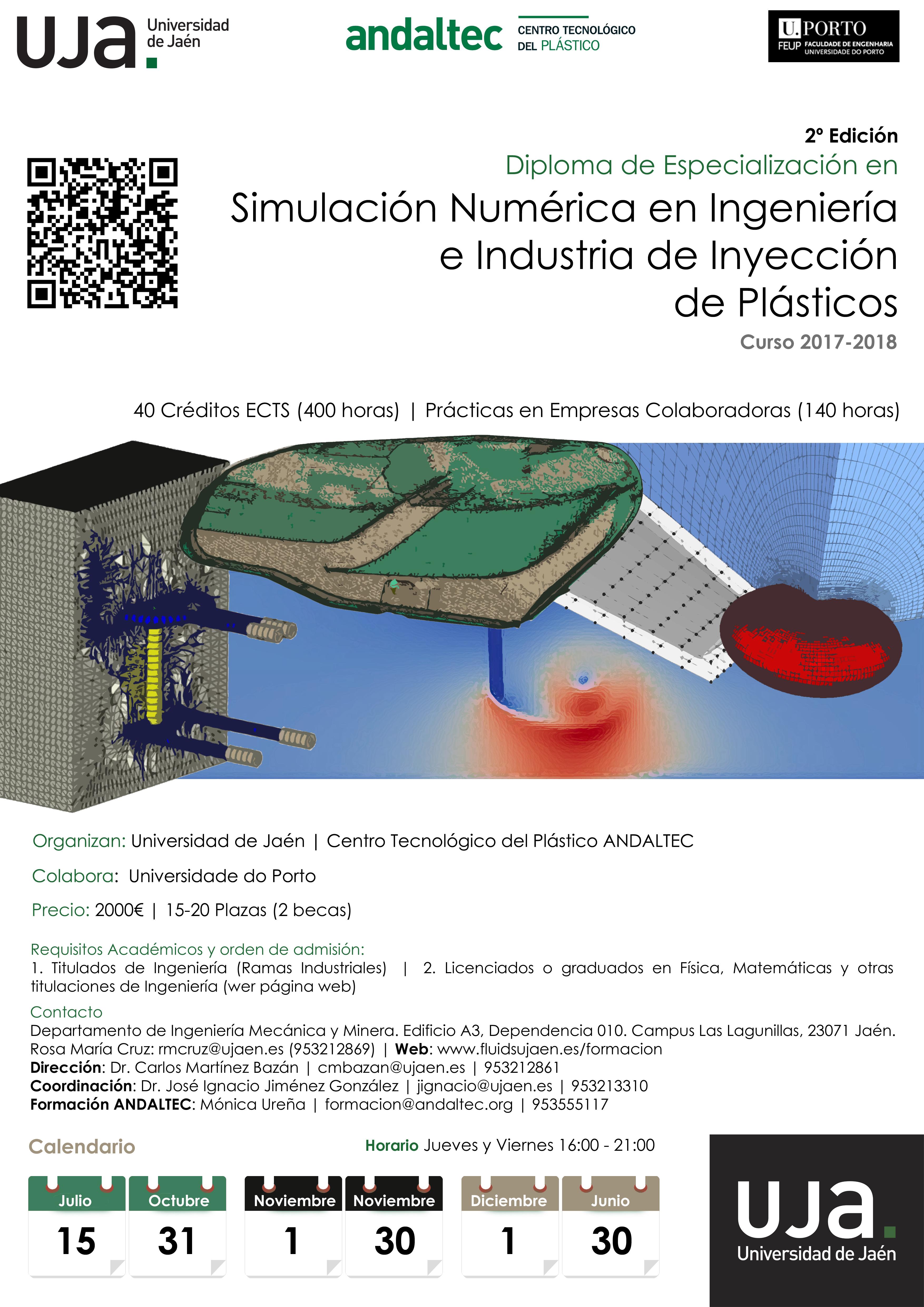 Calendario Ujaen.Formacion Grupo De Mecanica De Fluidos Tep 235